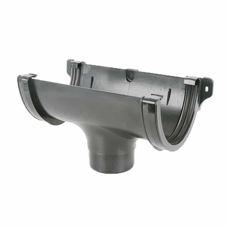 170mm Running Outlet Deepstyle Light Grey