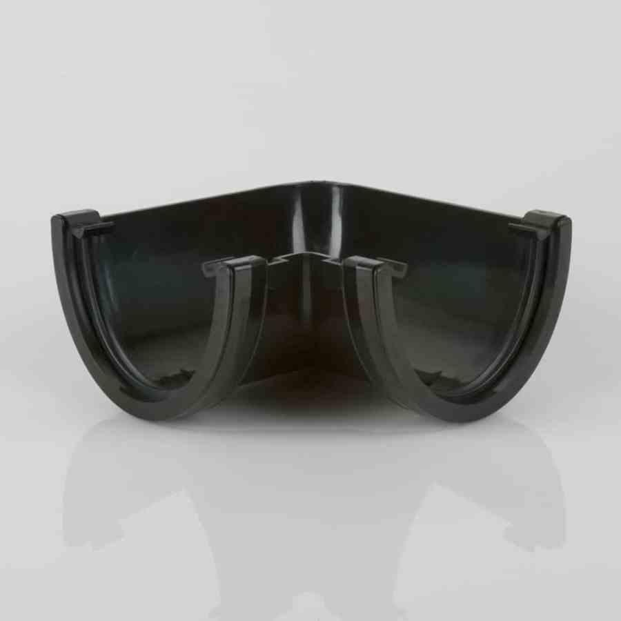 Deepstyle 90' Gutter Angle Black