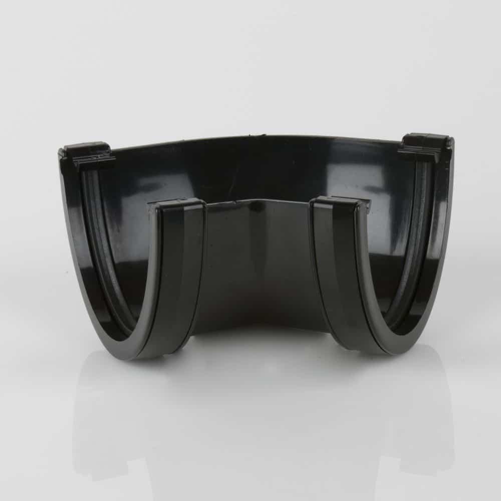Deepstyle 135' Gutter Angle Black