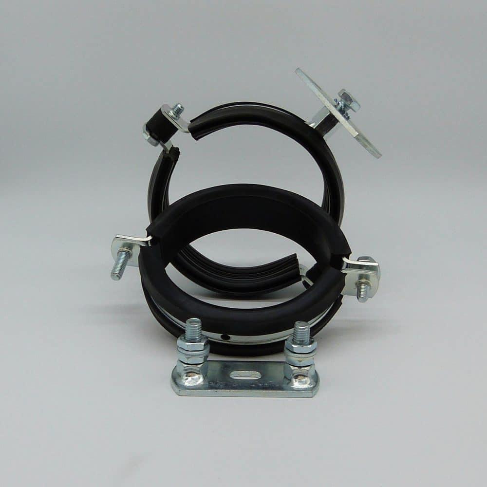 110mm acoustic pipe clip set