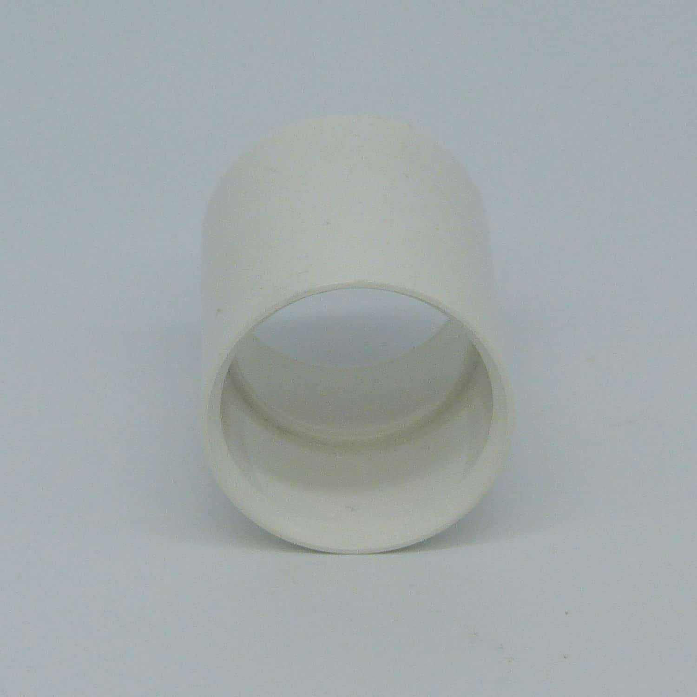 32mm solvent weld coupler white