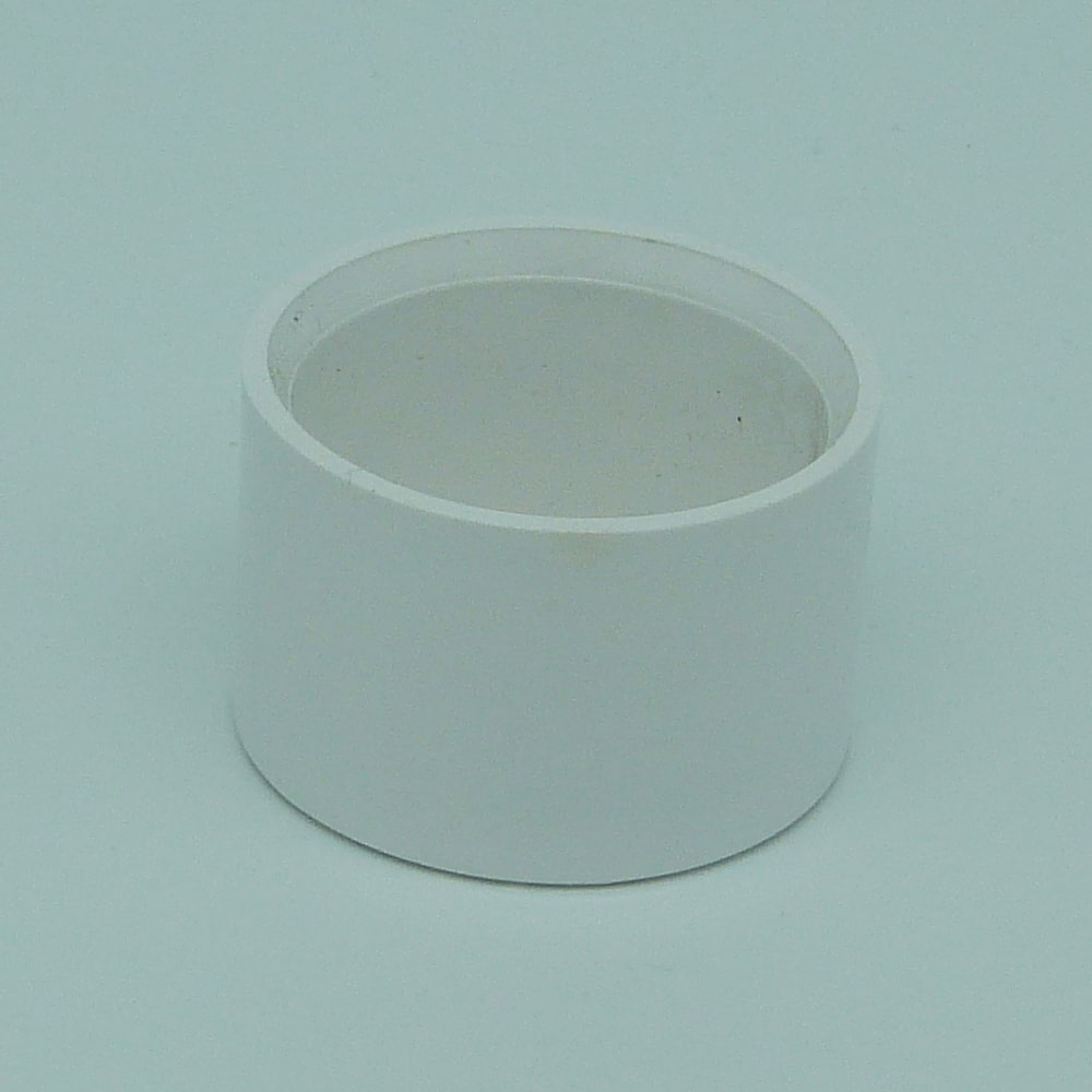40mm - 32mm Solvent Weld Reducer White