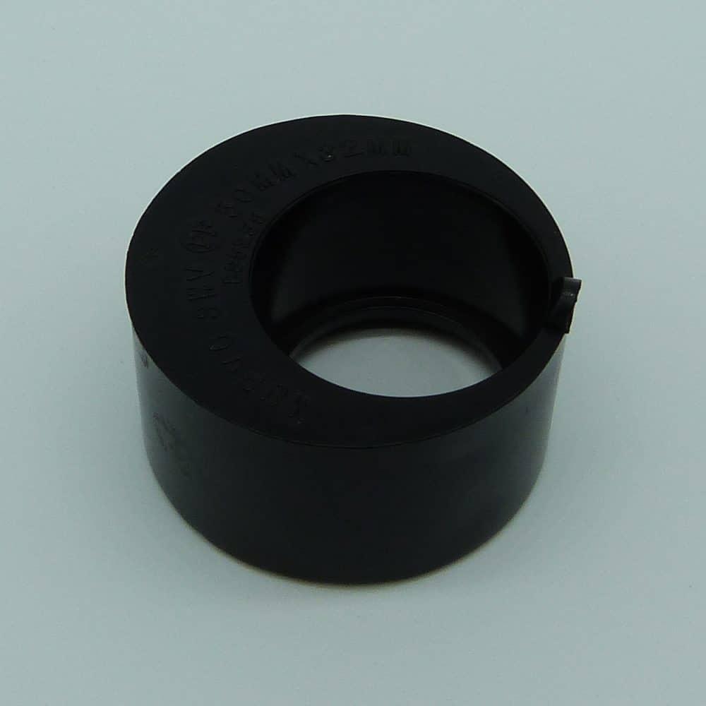 50mm - 32mm Solvent Weld Reducer Black