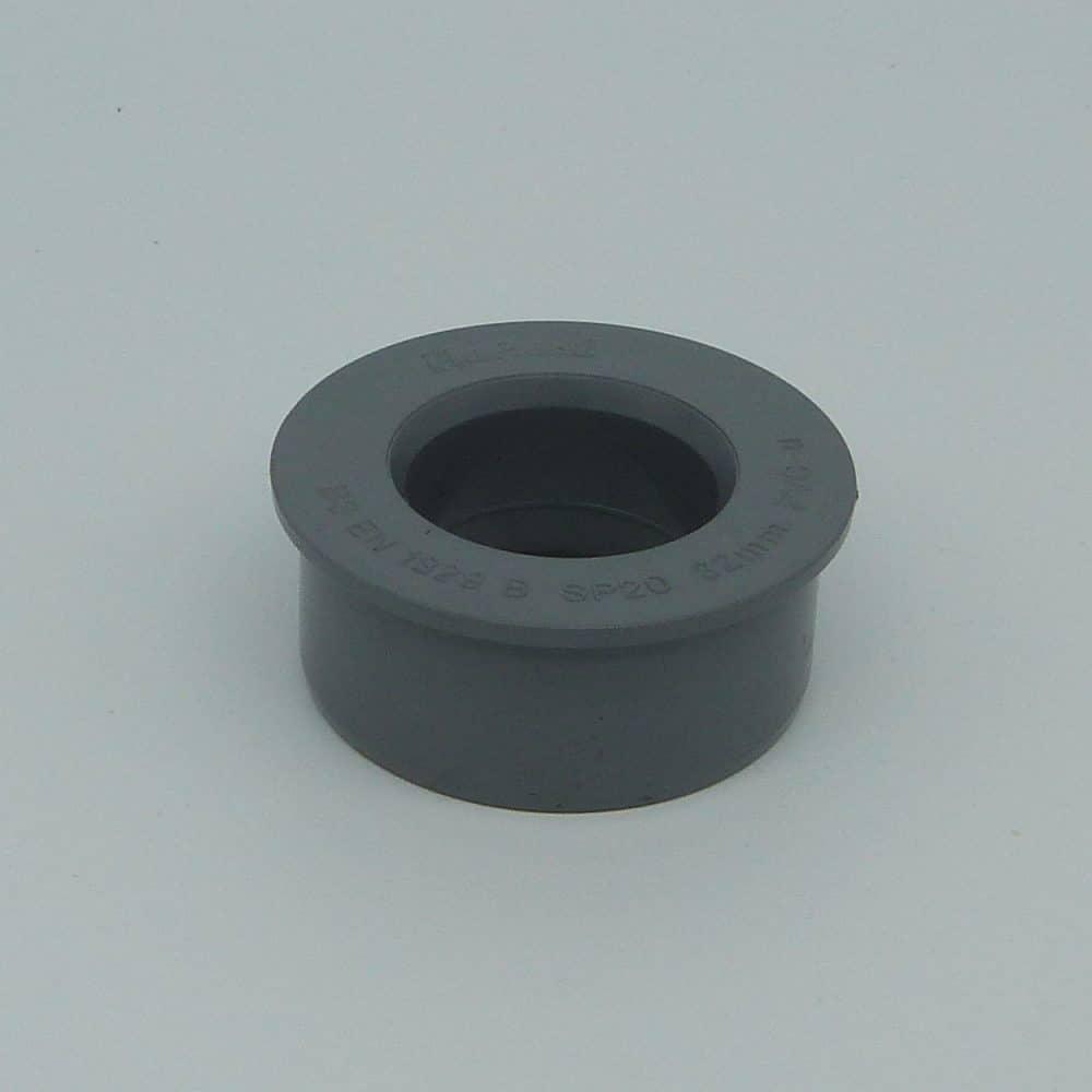 Solvent 63mm - 32mm Boss Reducer Grey