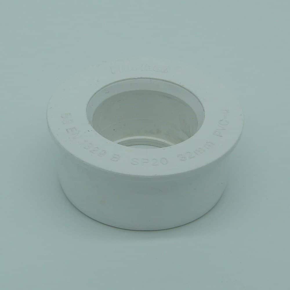 Solvent 63mm - 32mm Boss Reducer White