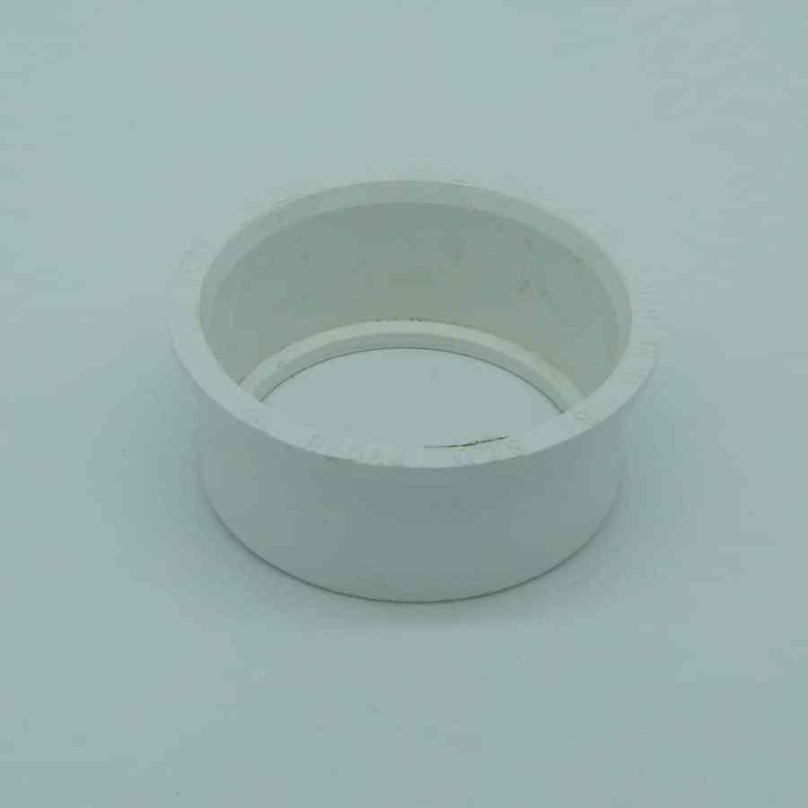 Solvent 63mm -50mm Boss Reducer White