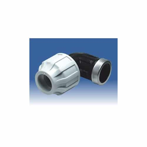MDPE Watermains Elbow Female 1/2""