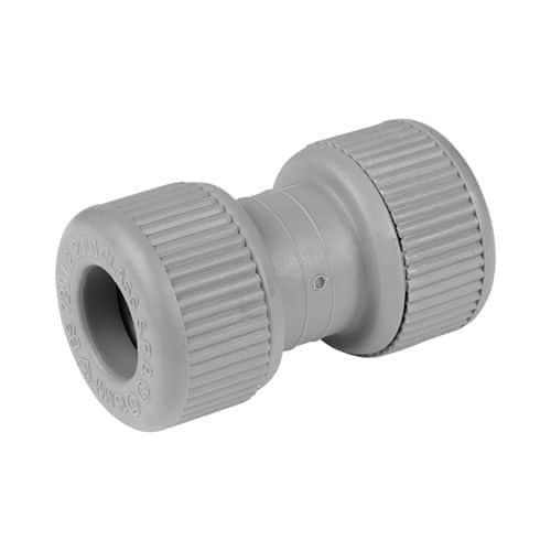 Grey Plastic Pushfit Plumbing