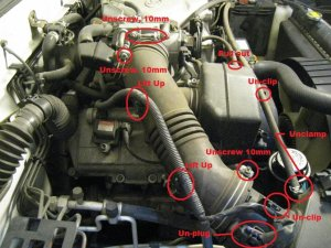 How To: Replacing Spark Plugs and Wires on 5VZFE 34 V6   Taa World