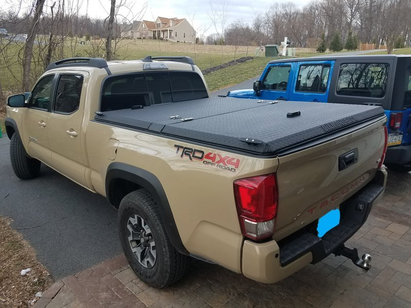 Tonneau Cover Recommendations Page 4 Tacoma World