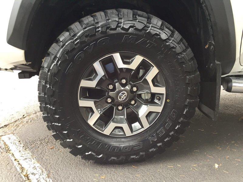265 Tires 70 Set 17 4