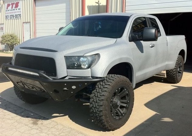 Red 4x4 2014 Tacoma Toyota