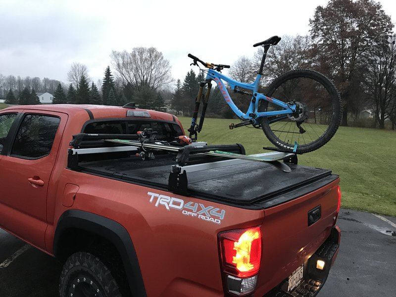 Tonneau Cover Mountain Bike Rack Mounts Etc Page 2
