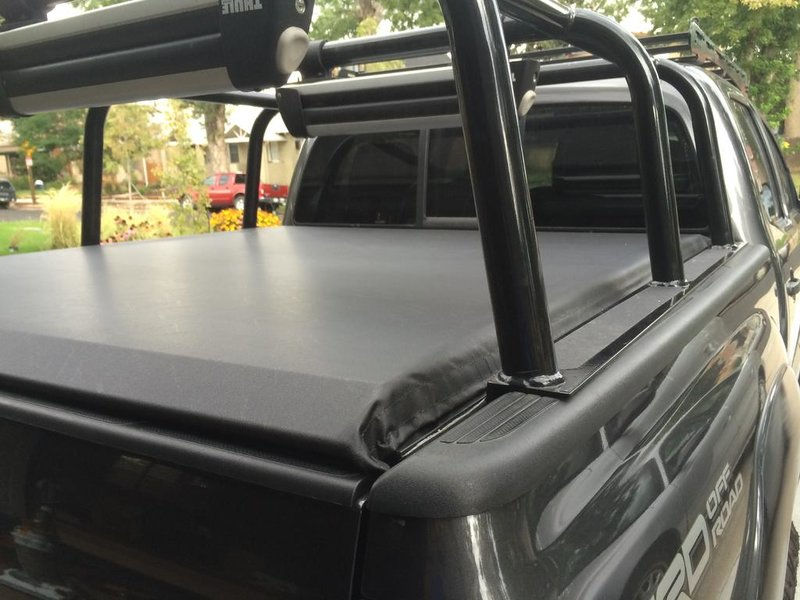 bed rack and tonneau cover tacoma world