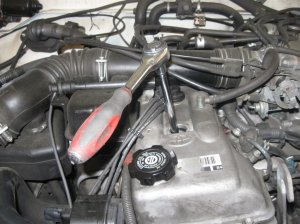 HOW TO: Change Your Spark Plugs and Wires (27 liter 3RZ