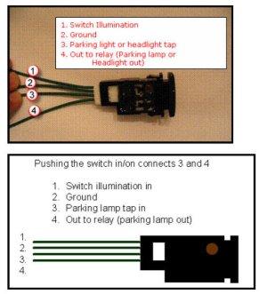 Fog light switch  please help | Taa World
