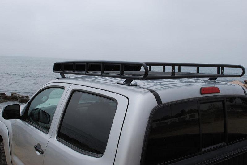 new baja roof rack tacoma world