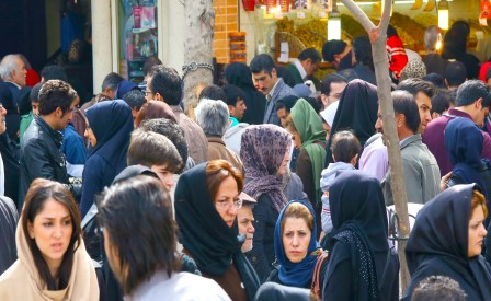 Tehran-woman