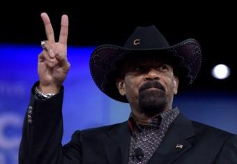 Sheriff David Clarke: 'Rat bastards' on the left never give up