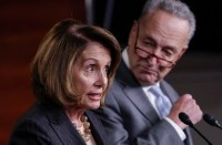 https://www.washingtontimes.com/news/2017/nov/28/schumer-pelosi-cancel-meeting-trump-shutdown-showd/