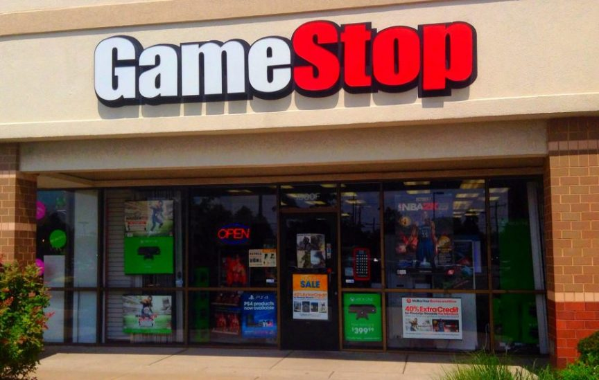 Game Informer parent, GameStop