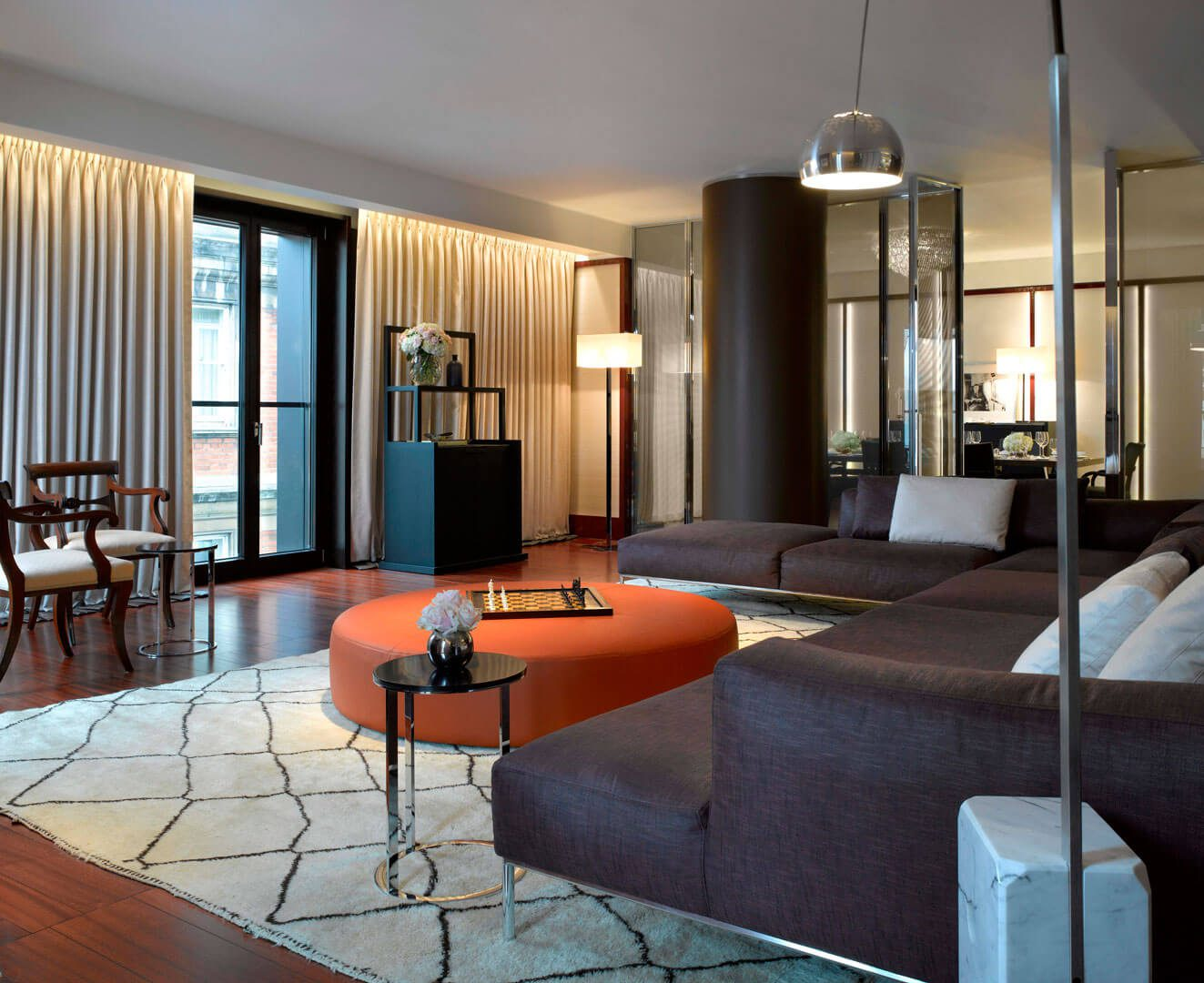 Bulgari Hotel, London – Design By Squire and Partners