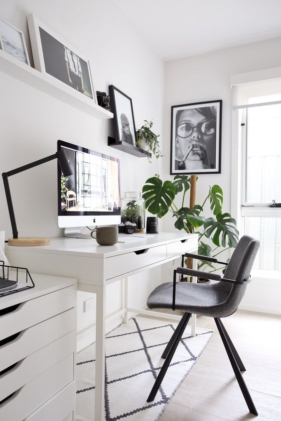Designing A Home Office That Works For You