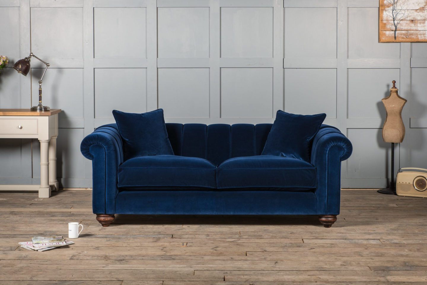 Authentic Furniture – Bringing Velvet into Your Home