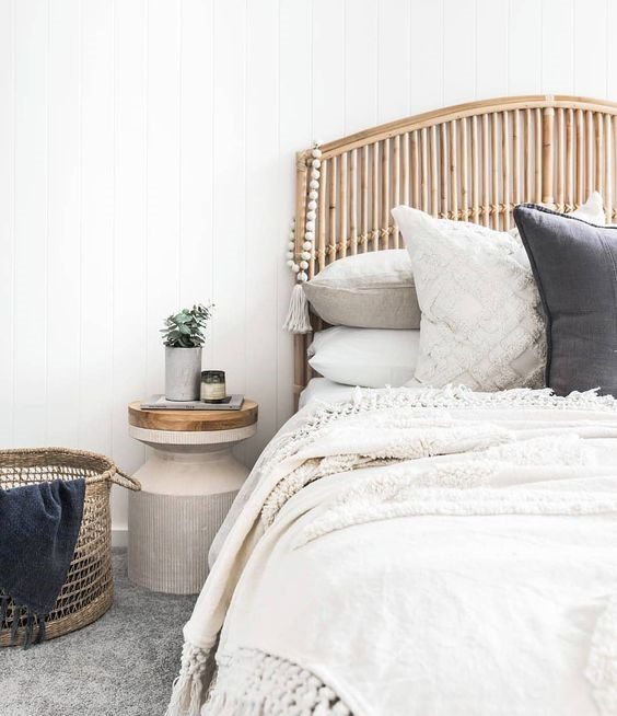 cane bed frame - the resurgence of cane furniture