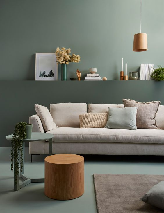 New Colour Trend Alert - Sage Green - sage green paint