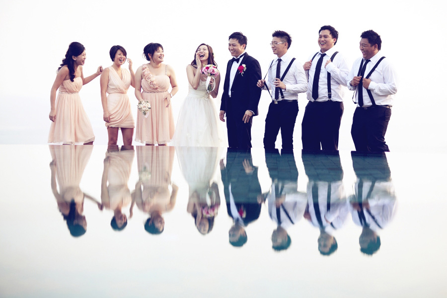 bridal party-ispwp