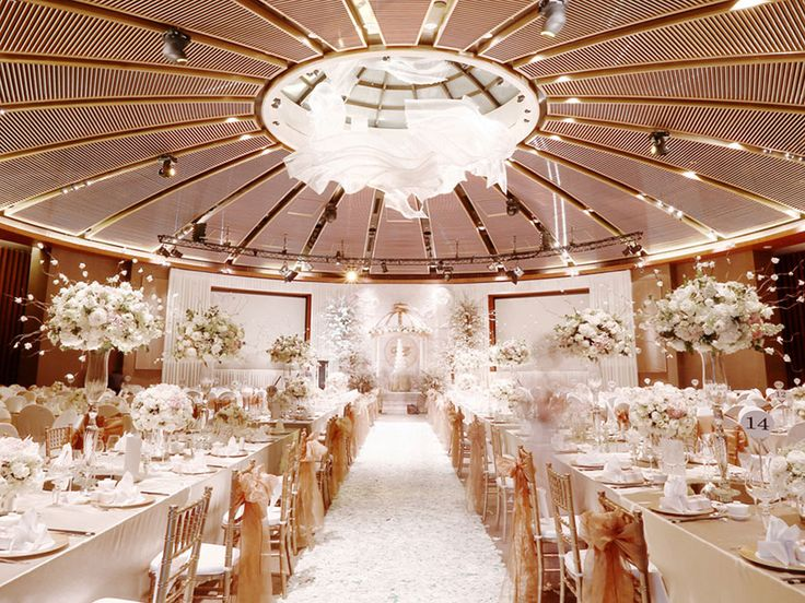 Top Wedding Venues In Singapore To Suit Your Theme