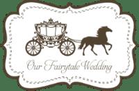 our fairytale wedding logo
