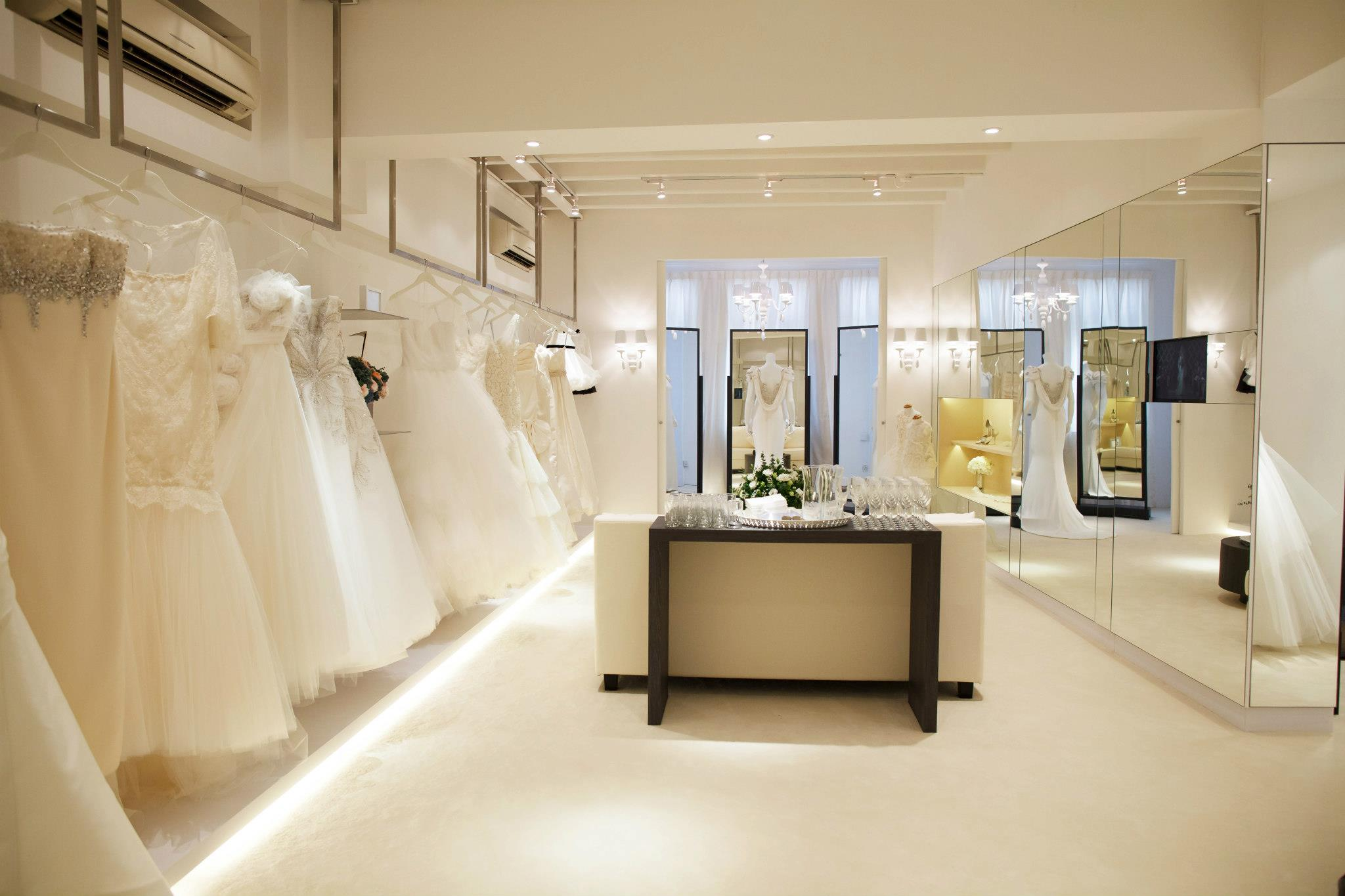 This multi-label bridal shop brings the world's finest designer wedding  gowns to Singapore. The Atelier Bridal houses famous bridal gown brands  such as ...