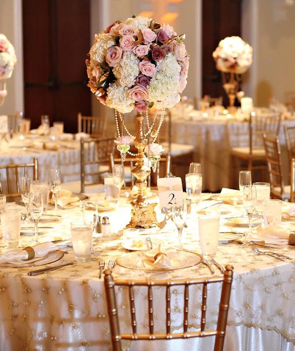 Glamorous Wedding Ideas