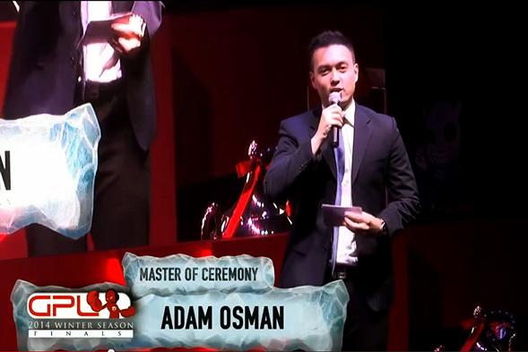 (9) Emcee Adam