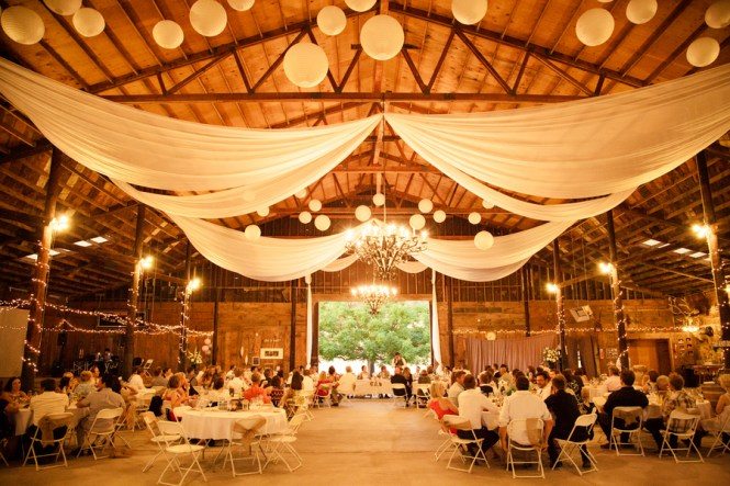 rustic wedding theme