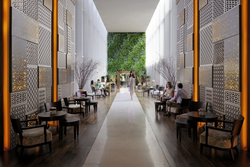 Movenpick Heritage Hotel Sentosa Galleria Afternoon Tea