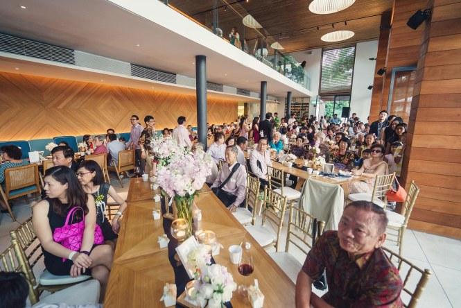 Indoor Dining | | Photo Credits: Simplifai Studios