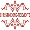 Christine Ong Events