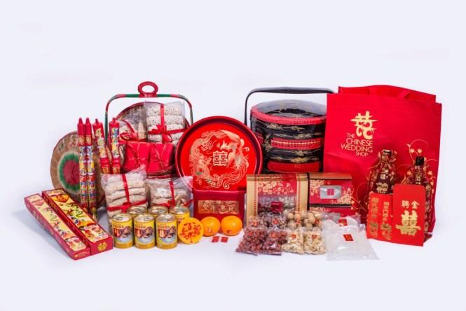 Guo Da Li - The Chinese Wedding Shop