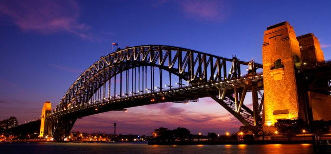 2 - Sydney Harbour Bridge
