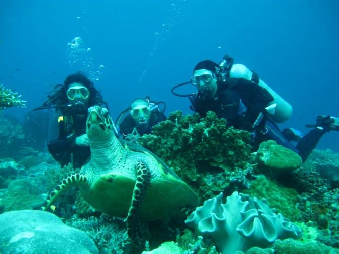 Boracay honeymoon boracay scuba diving