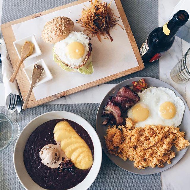 Boracay honeymoon - sunny side cafe