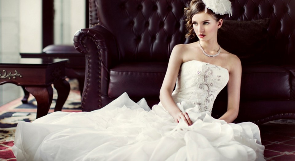 wedding gown designers - Tina Andrean