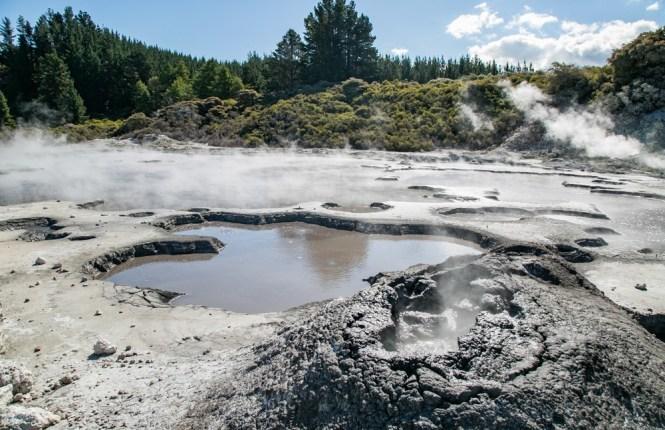 New Zealand Honeymoon Hellsgate