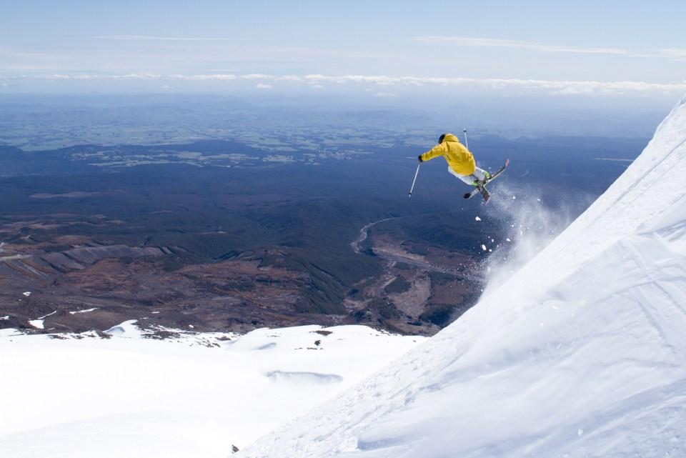New Zealand Honeymoon Mount Ruapehu