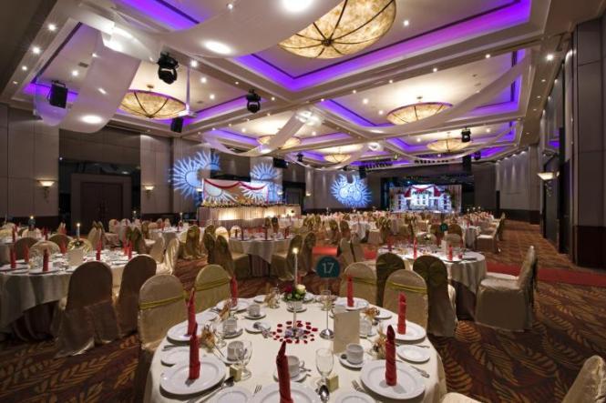 Wedding Venues Malaysia - Eastin Hotel Petaling Jaya - The Marriage