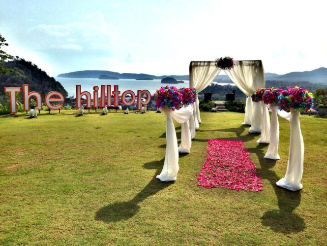 Wedding Venues Malaysia - The Hilltop Ao Nang - Minube