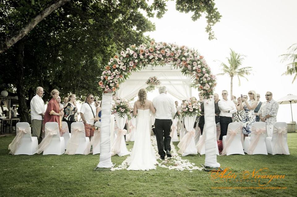 Wedding Venues Bali - Bali Beach Garden Resort - Bali Hotels
